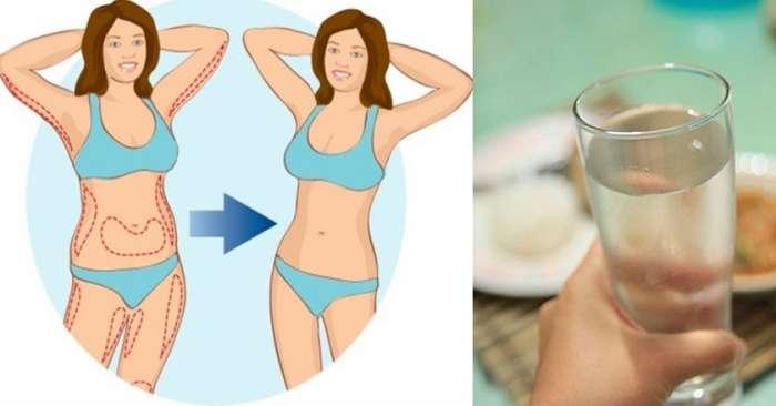 как похудеть с помощью соли